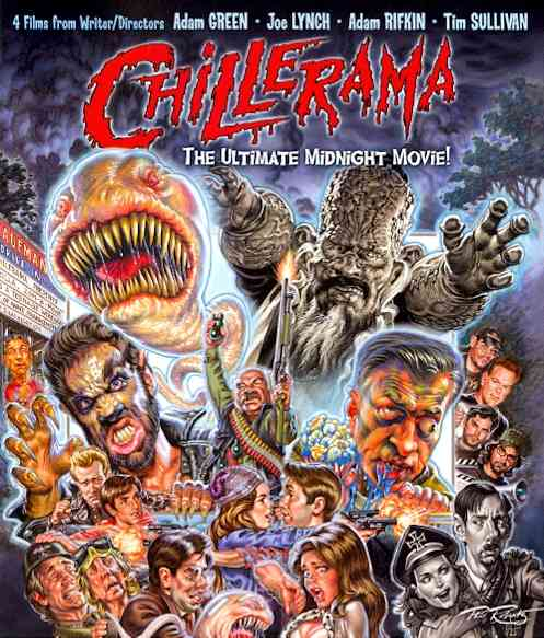 CHILLERAMA BY RIFKIN,ADAM (Blu-Ray)